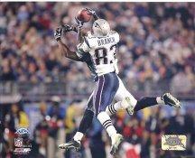 Deion Branch Super Bowl 39 Catch  N.E. Patriots Slight Corner Crease SUPER SALE 8x10 Photo