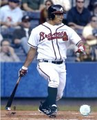 Johnny Estrada Atlanta Braves LIMITED STOCK 8X10 Photo