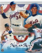 Nolan Ryan Hall of Fame Limited Edition Numbered 8X10 Photo LIMITED STOCK