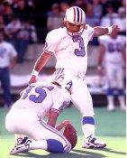 Al Del Greco Houston Oilers 8X10 Photo LIMITED STOCK