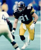 Kevin Greene Pittsburgh Steelers LIMITED STOCK 8x10 Photo