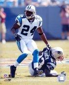 Ricky Manning Jr. Carolina Panthers 8X10 Photo