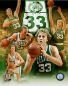 Larry Bird Legends Boston Celtics 8X10 Photo with Hologram LIMITED STOCK