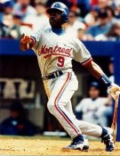 Marquis Grissom Montreal Expos 8X10 Photo LIMITED STOCK
