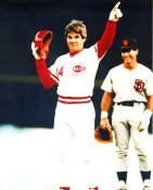 Pete Rose 4192 SUPER SALE Cincinnati Reds 8X10 Photo