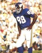 Alan Page Minnesota Vikings 8X10 Photo LIMITED STOCK
