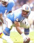 Bruce Matthews Houston Oilers 8X10 Photo