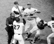 Sandy Koufax, Johnny Roseboro, Juan Marichal Los Angeles Dodgers 8X10 Photo LIMITED STOCK