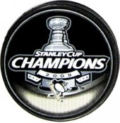 Penguins 2009 Puck Stanley Cup Hockey Puck