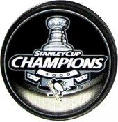 Penguins 2009 Puck Stanley Cup Hockey Puck
