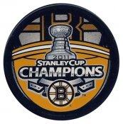 Bruins 2011 Boston Bruins Puck Stanley Cup Hockey Puck