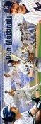 Don Mattingly NY Yankees 12X36 Photoramic Photo