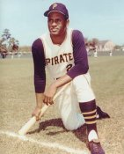 Roberto Clemente LIMITED STOCK Pittsburgh Pirates 8X10 Photo NO HOLOGRAM