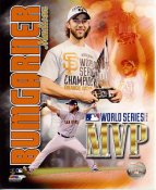Madison Bumgarner 2014 World Series MVP San Francisco Giants SATIN 8X10 Photo