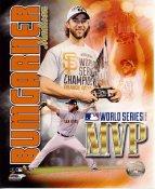 Madison Bumgarner 2014 World Series MVP San Francisco Giants SATIN 8X10 Photo