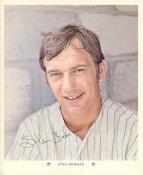 Stan Bahnsen Original Stadium Souvenir With Stamped Signature Yankees 1971 Arco MLB 8X10 Photo
