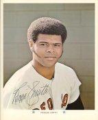 Reggie Smith Original Stadium Souvenir With Stamped Signature Red Sox 1971 Arco MLB 8X10 Photo