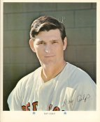 Ray Culp Original Stadium Souvenir With Stamped Signature Red Sox 1971 Arco MLB 8X10 Photo
