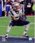 Malcolm Butler Super Bowl 49 Interception New England Patriots SATIN 8X10 Photo LIMITED STOCK