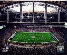 A1 University of Phoenix Stadium Super Bowl 49 SATIN 8x10 Photo