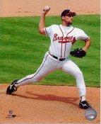 John Smoltz Atlanta Braves SATIN 8X10 Photo