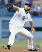 Clayton Kershaw Los Angeles Dodgers LIMITED STOCK SATIN 8X10 Photo