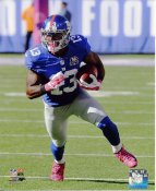 Odell Beckham 2015 R.O.Y New York Giants SATIN 8X10 Photo