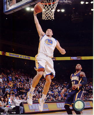 Klay Thompson Golden State Warriors SATIN 8X10 Photo LIMITED STOCK