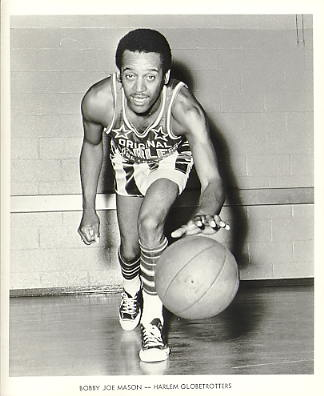 Bobby-Joe Mason Harlem Globetrotters Original Press Photo / Wire Photo 8x10