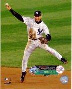Derek Jeter LIMITED STOCK 1999 World Series Yankees SATIN 8X10 Photo