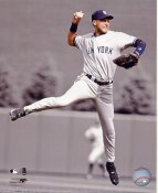 Derek Jeter Spotlight New York Yankees LIMITED STOCK SATIN 8X10 Photo
