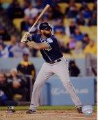 Matt Kemp San Diego Padres SATIN 8X10 Photo