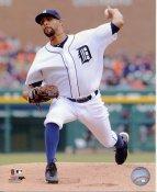 David Price Detroit Tigers SATIN 8X10 Photo