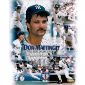Don Mattingly New York Yankees LIMITED STOCK 16x20 Photo