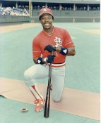 Vince Coleman St. Louis Cardinals LIMITED STOCK 8X10 Photo