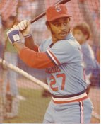 Lonnie Smith St. Louis Cardinals LIMITED STOCK 8X10 Photo