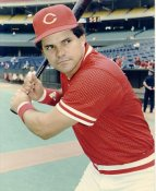 Bo Diaz Cincinnati Reds LIMITED STOCK 8X10 Photo