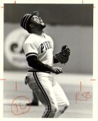 Bill Madlock Pittsburgh Pirates Press Photo Team Issued 8X10 Photo