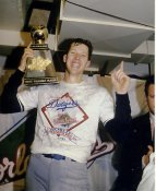 Orel Hershiser 1998 MVP LA Dodgers LIMITED STOCK 8X10 Photo