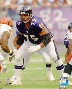 Jonathan Ogden Baltimore Ravens LIMITED STOCK SATIN 8X10 Photo
