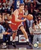 Toni Kukoc Chicago Bulls LIMITED STOCK SATIN 8X10 Photo