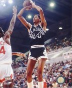 George Gervin San Antonio Spurs LIMITED STOCK SATIN 8X10 Photo