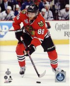 Patrick Kane 2015 Stanley Cup Game 4 SATIN 8x10 Photo