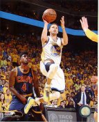 Stephen Curry 2015 NBA Finals Game 1 Golden State Warriors SATIN 8X10 Photo LIMITED STOCK