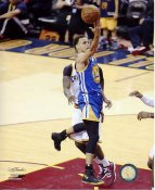 Stephen Curry 2015 NBA Finals Game 6 Golden State Warriors SATIN 8X10 Photo LIMITED STOCK