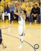 Stephen Curry 2015 NBA Finals Game 5 Golden State Warriors SATIN 8X10 Photo LIMITED STOCK