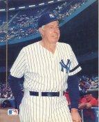 Joe DiMaggio New York Yankees SUPER SALE Slight Corner Crease Barry Colla 8X10 High Gloss Card Stock