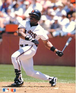 Kevin Mitchell San Francisco Giants SUPER SALE Barry Colla 8X10 High Gloss Card Stock