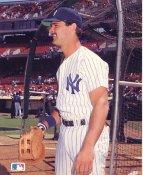 Don Mattingly New York Yankees SUPER SALE Slight Corner Crease Barry Colla 8X10 High Gloss Card Stock