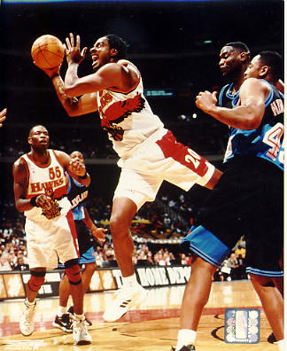 LaPhonso Ellis Atlanta Hawks 8X10 Photo LIMITED STOCK